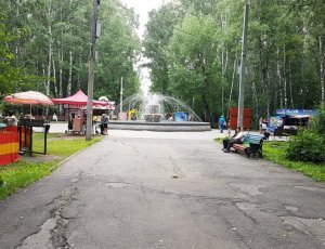 Парк имени Тищенко