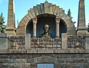 Памятник-мавзолей В. И. Ленину