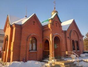 Храм Святителя Василия Великого: Церковь Василия Великого