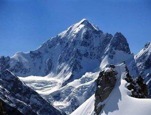 Вершина Коштан - Тау