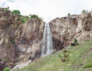 Фото Водопад Азау