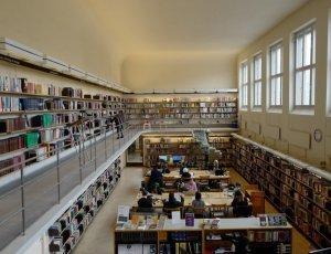 Фото Стокгольмская общественная библиотека