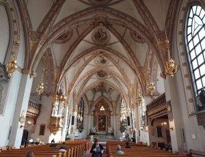Церковь Святой Клары