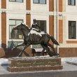 Фото Памятник Императрице Елизавете Петровне в Йошкар-Оле 9