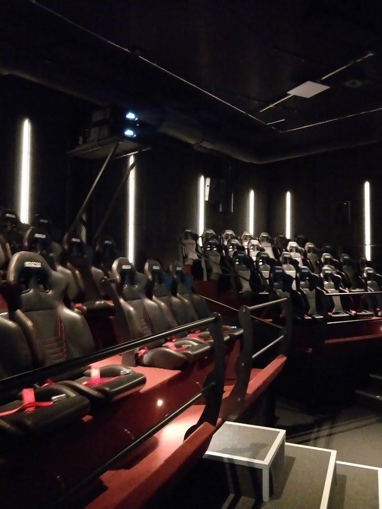 Flying Cinema