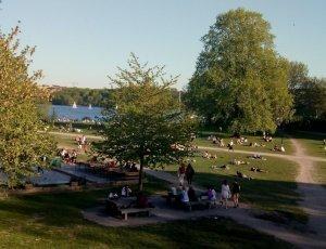 Парк Ralambshovsparken