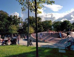Парк Астрид Линдгрен «Vasaparken»