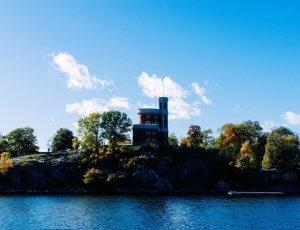 Остров Кастельхольмен