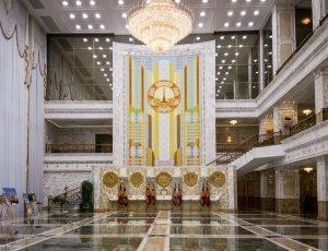 Фото Минский Дворец Независимости