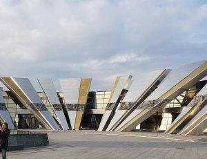 Стела «Минск город-герой»