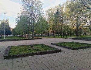 Киевский сквер