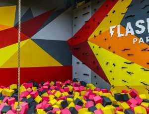 Батутный центр «Flash Park»