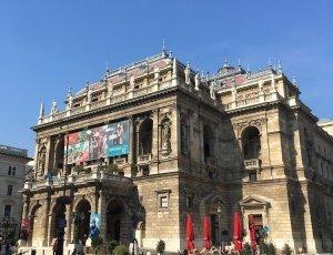 Фото Венгерский государственный оперный театр