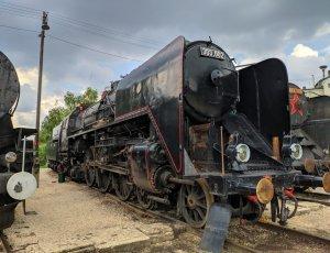 Парк истории венгерской железной дороги