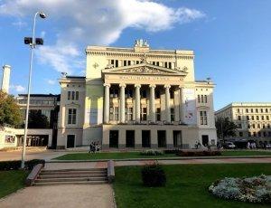 Латвийская национальная опера и балет