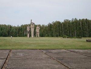 Мемориальный комплекс Саласпилса
