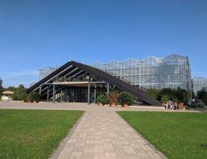 Национальный ботанический сад Латвии