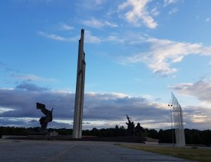 Фото Памятник освободителям