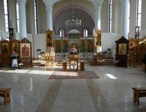 Латвийская православная церковь: Храм Новомучеников и исповедников Российских