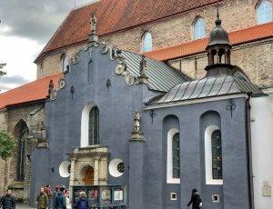 Церковь и музей Нигулисте