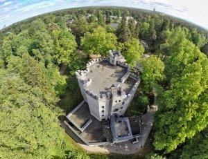 Замок Глена