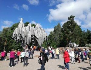 Парк Сибелиуса