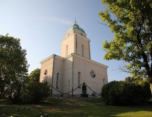 Церковь Суоменлинна