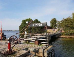 Остров Лонна