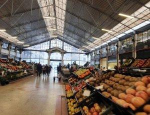 Рынок «Mercado da Ribeira»