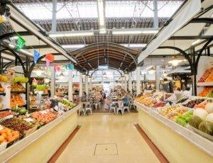 Рынок Кампу де Оурике