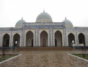 Мечеть Ходжа Ахрар Вали