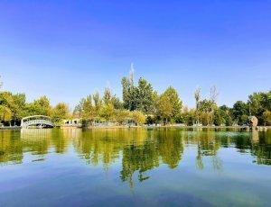 Фото Парк имени Мирзо Улугбека