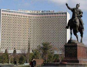 Памятник Амира Тимура