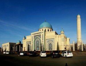 Фото Мечеть Ислом Ота Масжиди