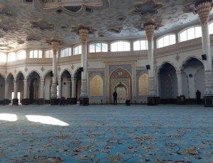Мечеть Бурижар