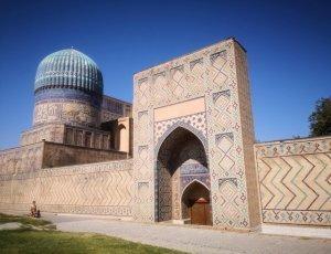 Соборная мечеть Биби-Ханум