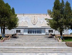 Музей истории Самарканда «Афросиаб»