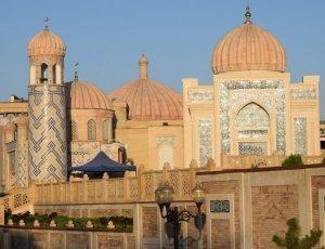 Фото Мечеть Хазрет-Хызр
