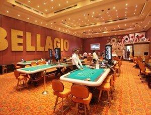 Казино «Bellagio»