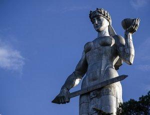 Памятник «Мать Грузия»