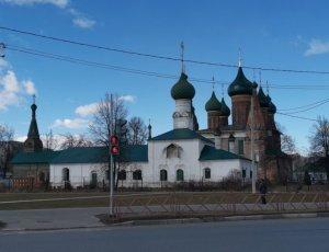 Фото Храм Николая Чудотворца в Ярославле