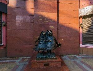 Фото Памятник «Собачкина столица»