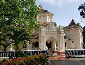 Храм Асокарамая