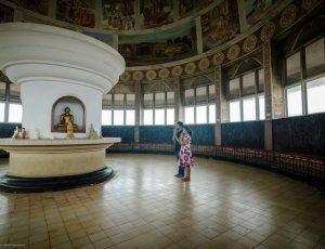Храм «Sambodhi Chaithya»