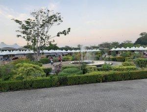 Парк «Diyatha Uyana»