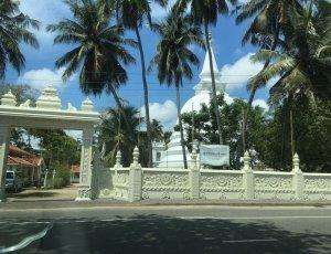 Буддистский храм Исипатханарамая