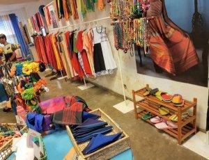 Магазин товаров для рукоделия «Barefoot»