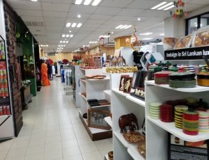 Сувенирный магазины «Laksala»