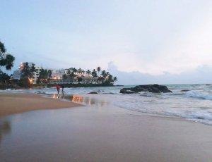 Пляж Маунт Лавиния
