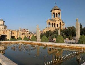 Кафедральный собор православной церкви «Цминда Самеба»